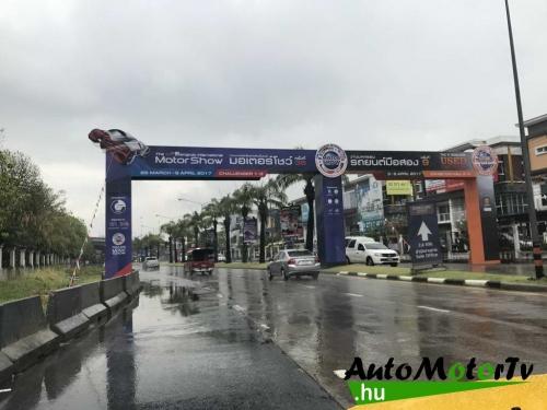 Bangkok internetional motor show BIMS 38 01