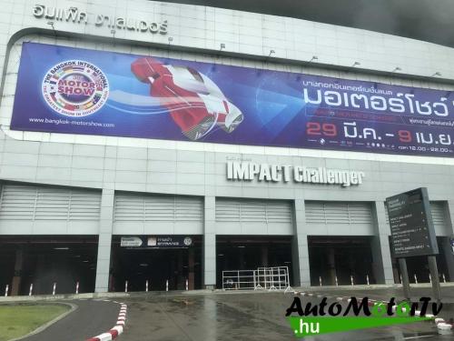 Bangkok internetional motor show BIMS 38 02