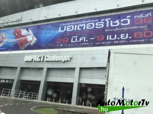 Bangkok internetional motor show BIMS 38 03