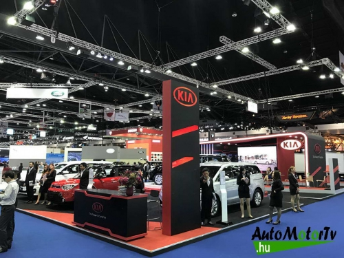 Bangkok internetional motor show BIMS 38 15