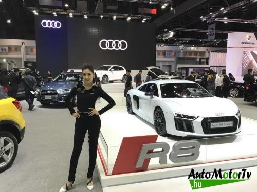 Bangkok internetional motor show BIMS 38 17
