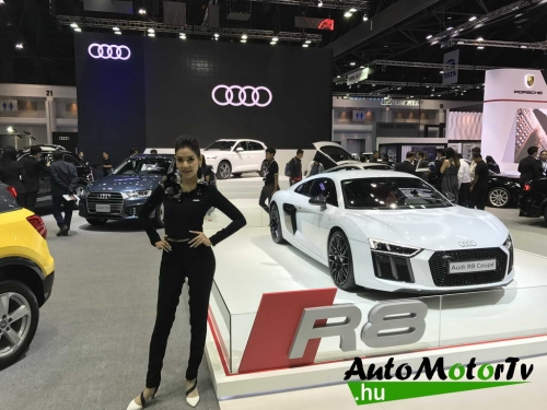 Bangkok internetional motor show BIMS 38 18