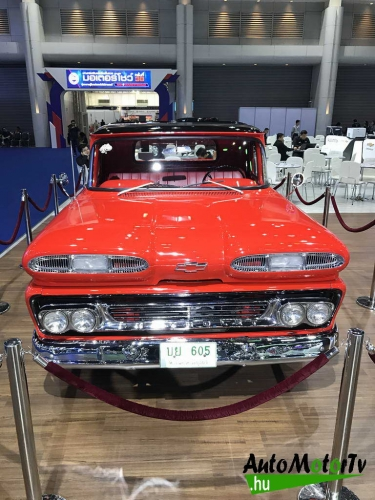 Bangkok internetional motor show BIMS 38 23