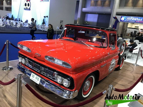Bangkok internetional motor show BIMS 38 24