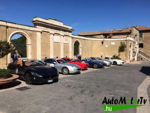 Maserati International Rally 3