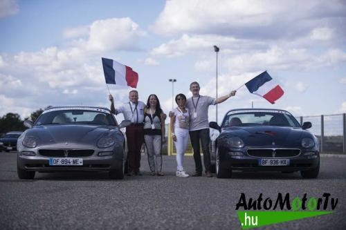 Maserati International Rally 4