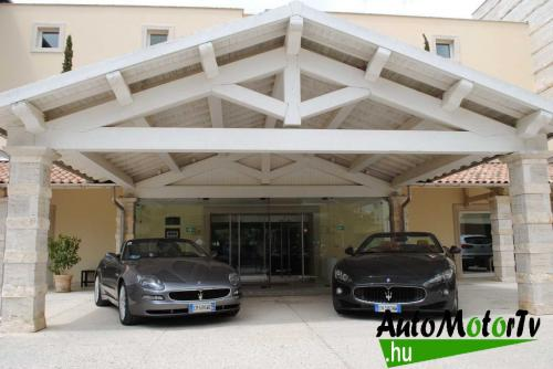 Maserati International Rally 5
