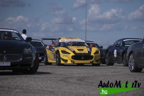 Maserati International Rally 6