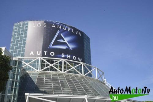 Los Angeles motor show automotortv 006