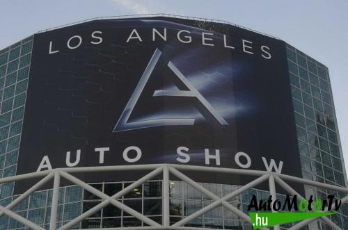 Los Angeles motor show automotortv 021