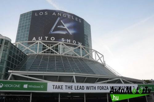 Los Angeles motor show automotortv 024