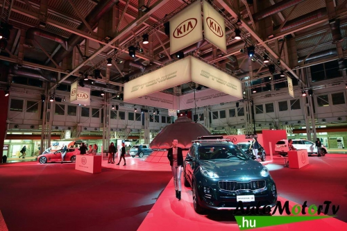 Bologna 2017 Motorshow automotortv kia 02