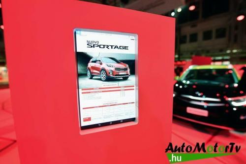 Bologna 2017 Motorshow automotortv kia 25