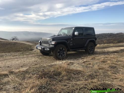Jeep Wrangler Adventure Day AutoMotorTv 04