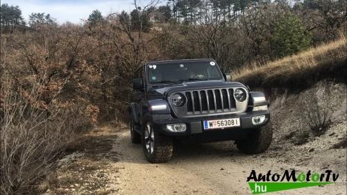 Jeep Wrangler Adventure Day AutoMotorTv 16