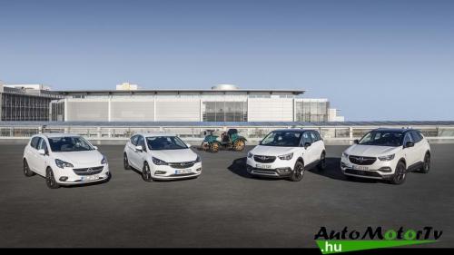 "Sondermodelle ""120 Jahre Automobilbau bei Opel"" AutoMotorTv"