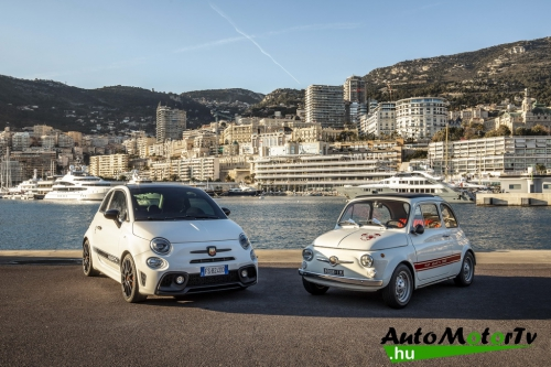 Abarth 70th Anniversary AutoMotorTv
