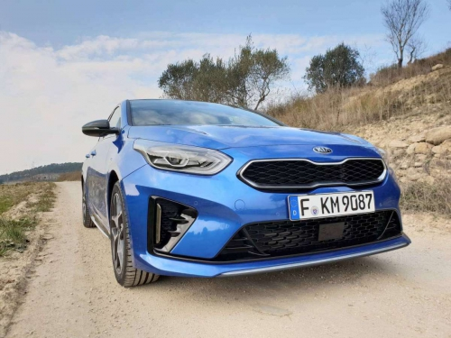 Kia Proceed GT Line AutoMotorTv