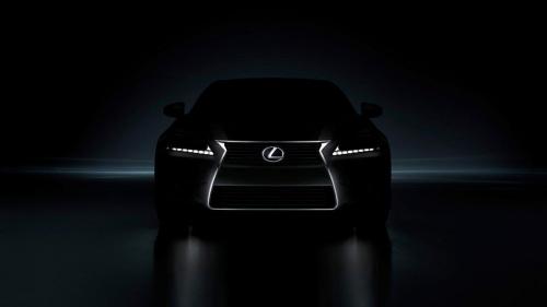 Lexus lights AutoMotorTv