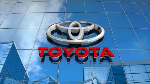 Toyota logo AutoMotorTv