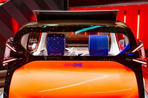 Citroen AmiOne 100 years AutoMotorTv 14