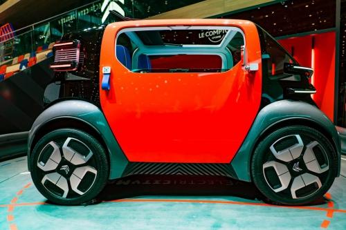 Citroen AmiOne 100 years AutoMotorTv 15