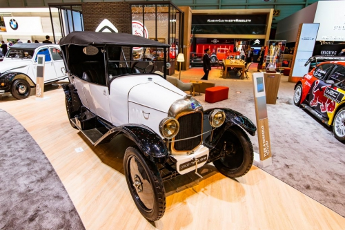 Citroen AmiOne 100 years AutoMotorTv 25