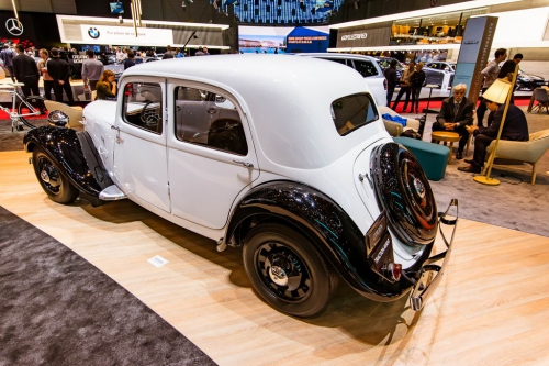 Citroen AmiOne 100 years AutoMotorTv 29