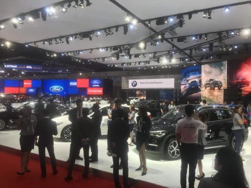 AutoMotorTv Bangkok International Motor Show 12