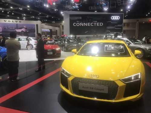 AutoMotorTv Bangkok International Motor Show 15