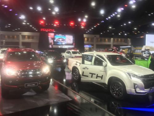 AutoMotorTv Bangkok International Motor Show 16