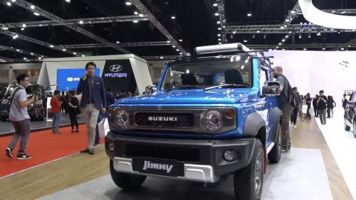 AutoMotorTv Bangkok International Motor Show 20