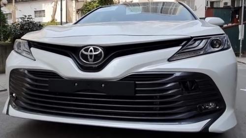 Toyota Camry AutoMotorTv 13
