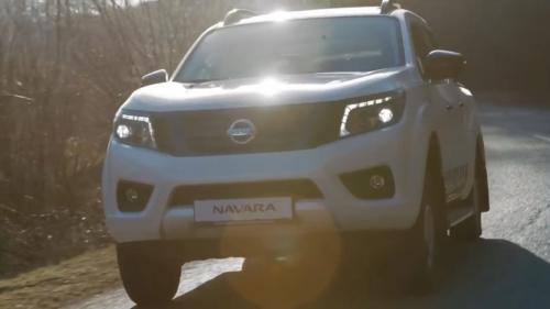 AutoMotorTv Nissan Navara Kékes