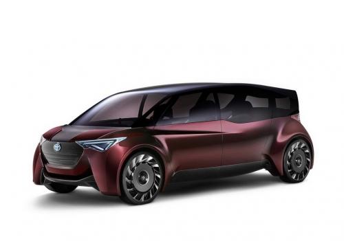 Toyota Fine Comfort Ride onvezeto tanulmany resize