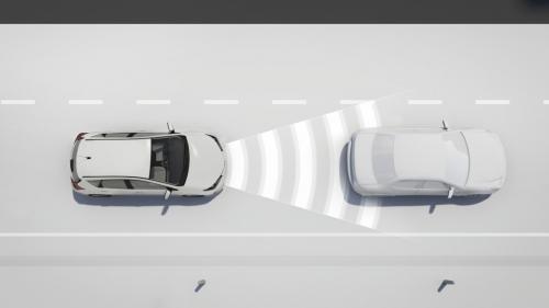 vadonatuj Toyota Corolla aktiv biztonsagi rendszerek 3