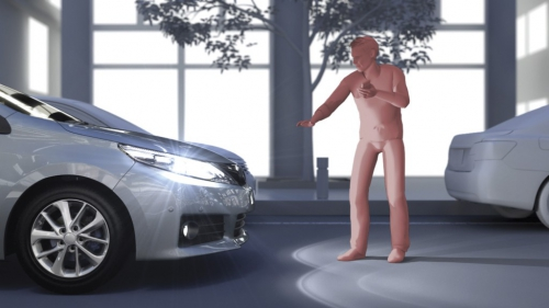 vadonatuj Toyota Corolla aktiv biztonsagi rendszerek 4