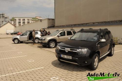 Dacia duster AutoMotorTv 13