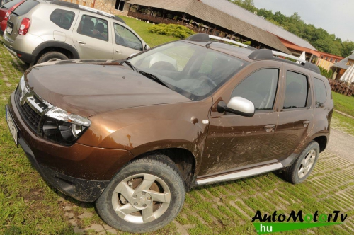 Dacia duster AutoMotorTv 15