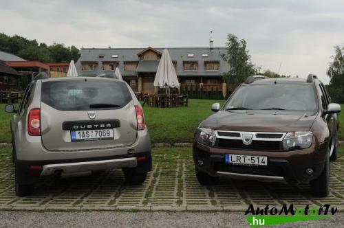 Dacia duster AutoMotorTv 16