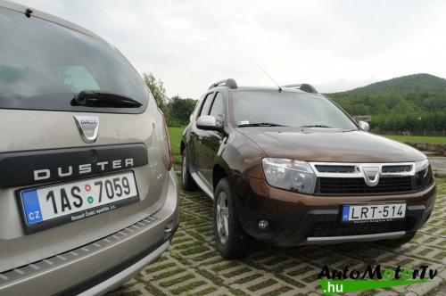 Dacia duster AutoMotorTv 17