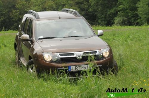 Dacia duster AutoMotorTv 19
