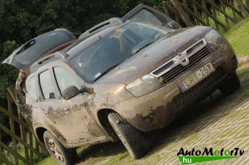 Dacia duster AutoMotorTv 23
